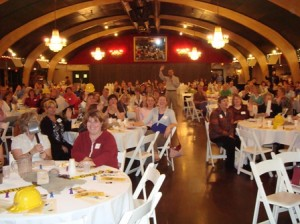 Here's a look at the beautiful crowd that I had the privilege of spending the day with.