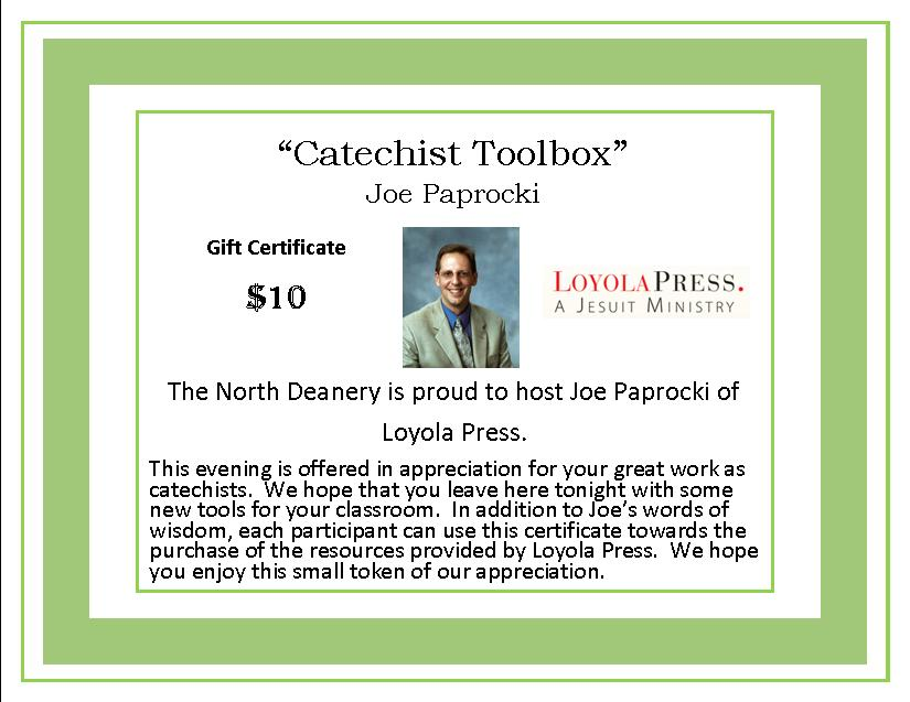Now Thats A Toolbox Catechists Journey