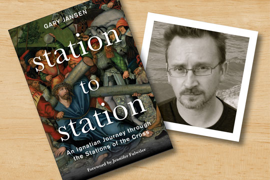 Station to Station by Gary Jansen