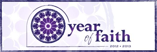 A Year of Faith 2012-2013