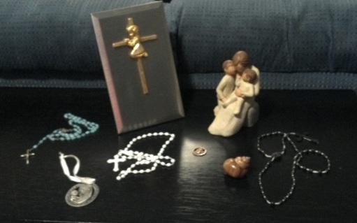 Personal Prayer Symbols Catechists Journey