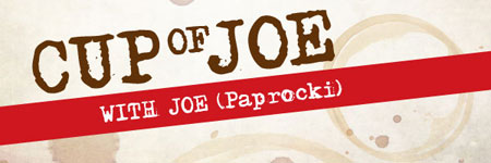 Cup of Joe with Joe event