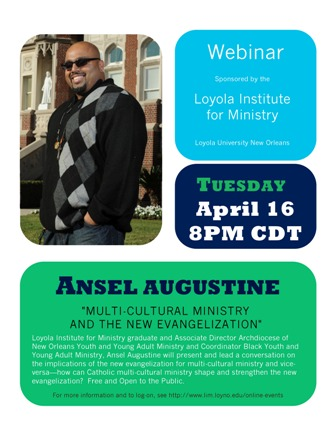Ansel Augustine Webinar