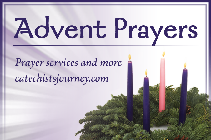 Advent Prayers Packet