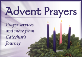 Actively Waiting for Advent--Free Prayer Packet