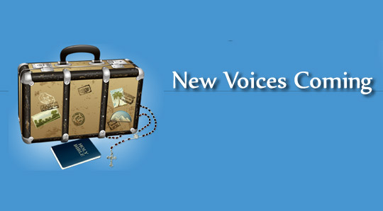 New Voices Coming to Catechist's Journey