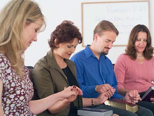 small faith group