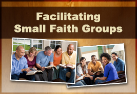 Small Group Discussion Materials for Lent