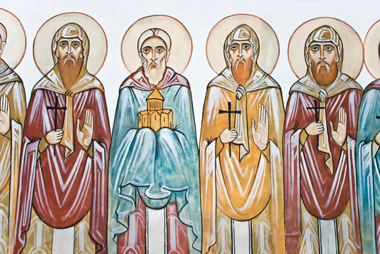 early saints of the Church