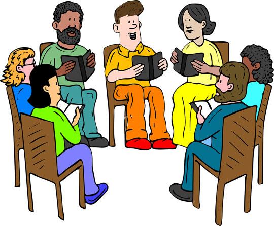 small group - illustration