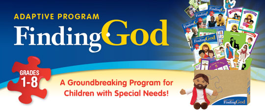 Finding God Adaptive Program