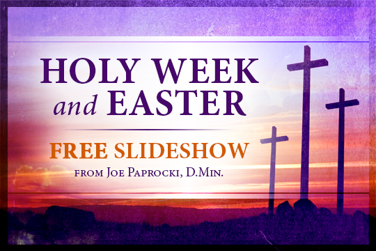 Holy Week PowerPoint presentation by Joe Paprocki