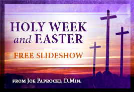 Holy Week, Triduum, and Easter Slideshow Presentation