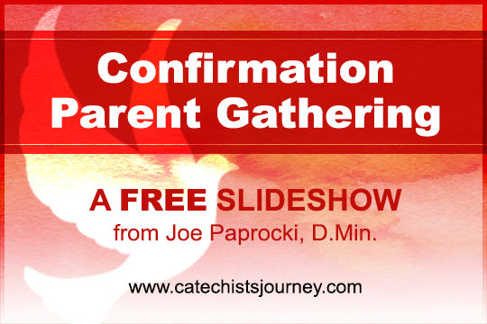 Confirmation Parent Gathering