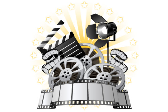 movies - film equipment
