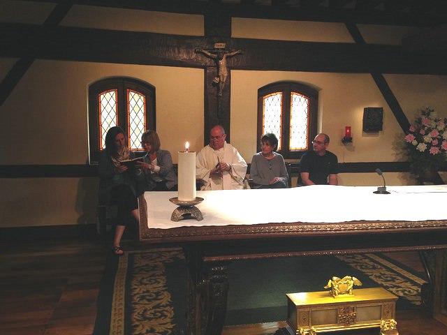 Mass in Loyola