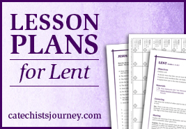 Lesson Plans for Lent