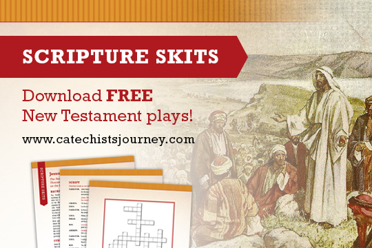 Scripture Skits - New Testament