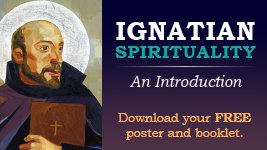 Ignatian Spirituality: An Introduction—Free Poster and Booklet