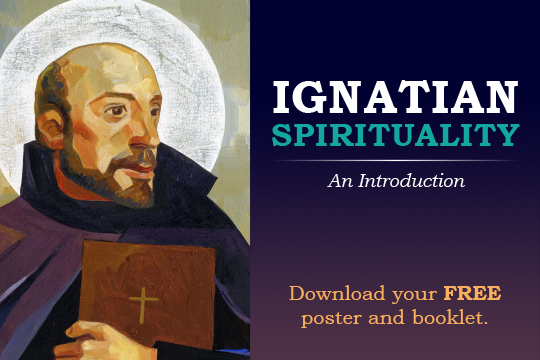 Ignatian Spirituality: An Introduction - poster and booklet download