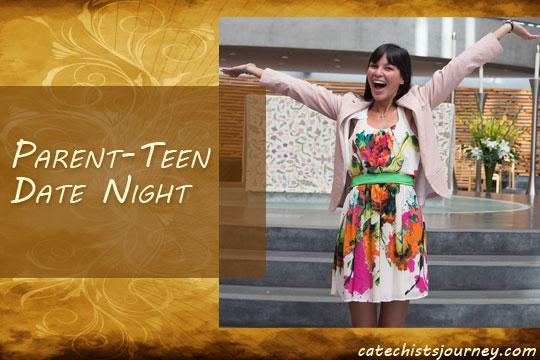 Parent-Teen Date Night shared by Megan Arteaga