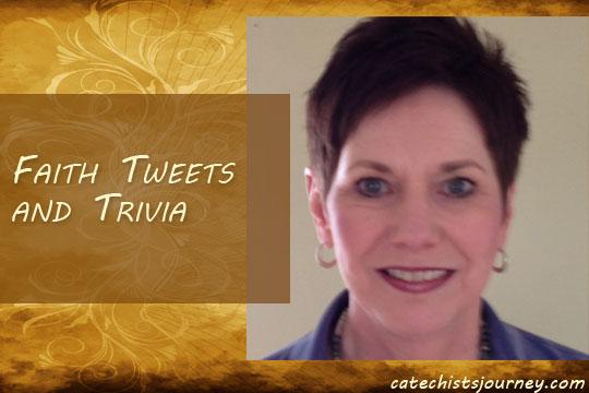 Mary Dillman - faith tweets