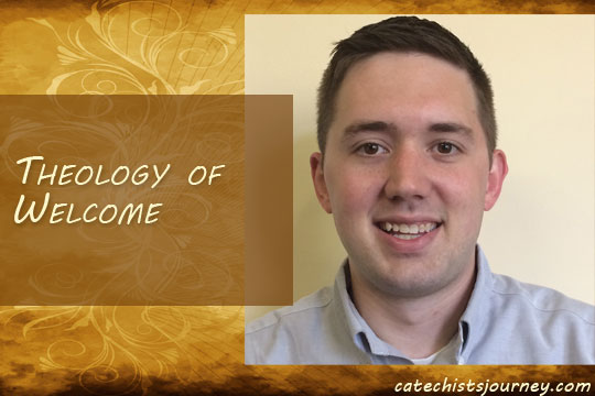 Steven Serafin on a theology of welcome