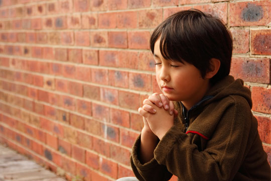 child praying images  The Six Tasks of Catechesis #4: Teaching to Pray, or Praying Our ...