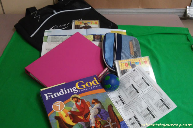 catechist bag