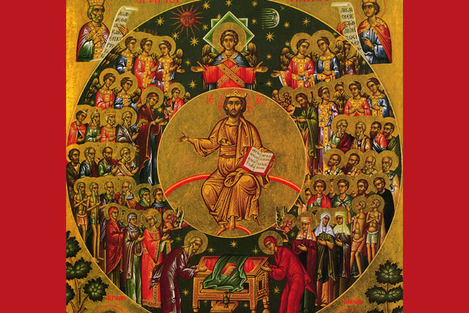 All Saints icon