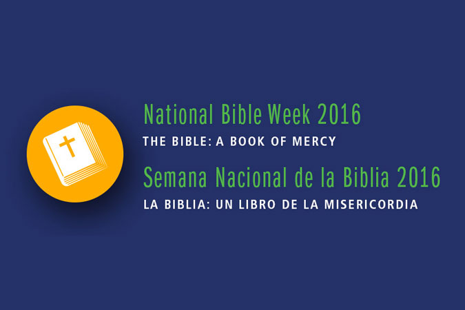 National Bible Week 2016