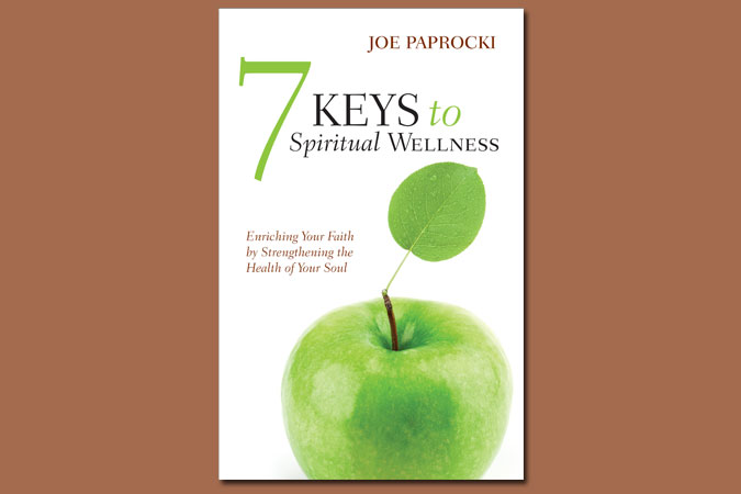 7 Keys to Spiritual Wellness by Joe Paprocki (book cover)
