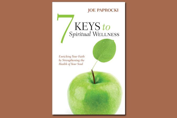 7 Keys to Spiritual Wellness by Joe Paprocki (book cover)