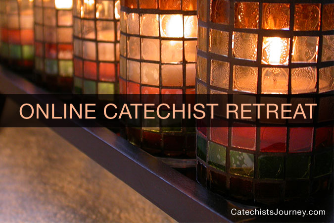 online retreat for catechists