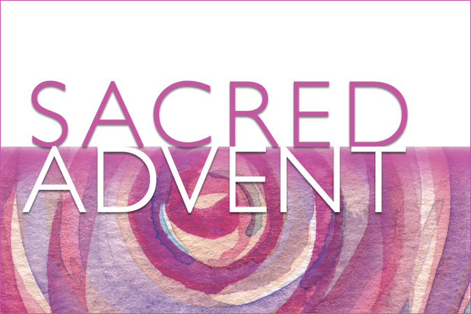 Sacred Advent from Loyola Press