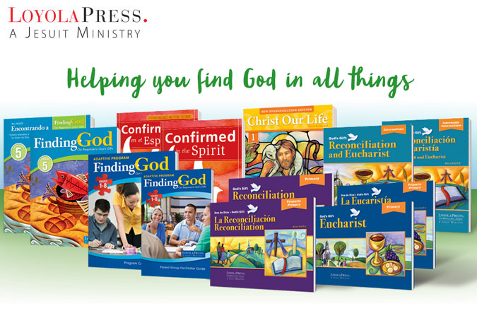 loyola press faith formation products