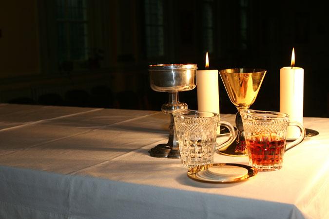 Mass - altar