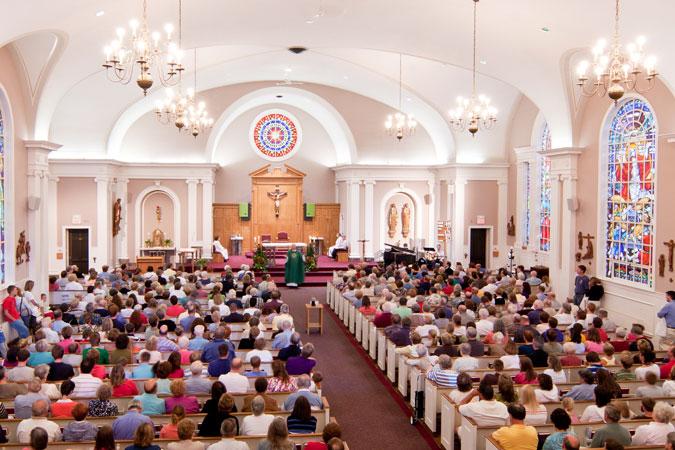 Mass - church