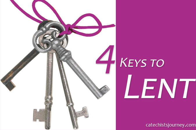 keys to Lent