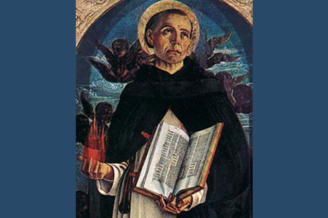St. Vincent Ferrer by Giovanni Bellini (circa 1430–1516) [Public domain], via Wikimedia Commons