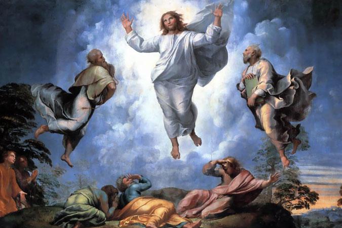Transfiguration by Raphael