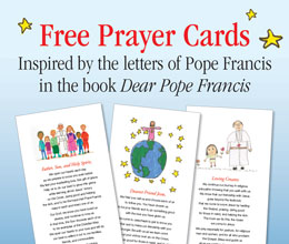 Prayer Cards Inspired by the Letters of Pope Francis