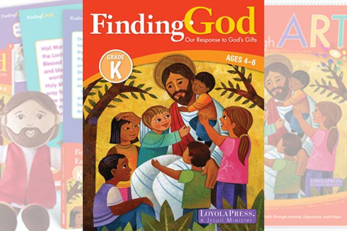 finding god kindergarten