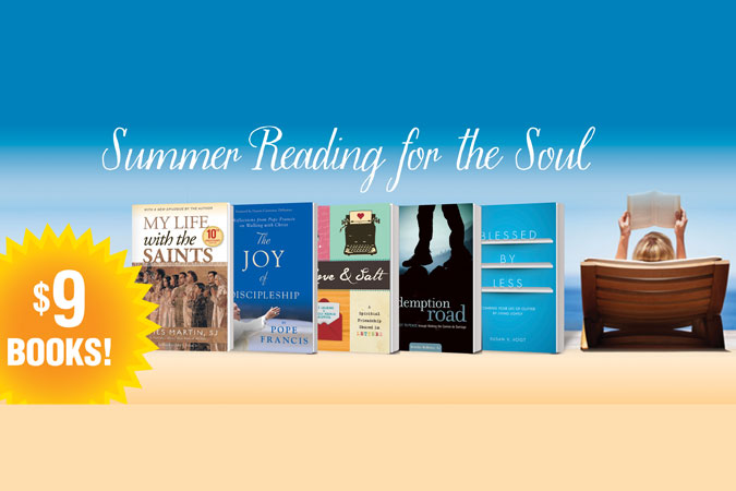 summer reading for the soul - 2017