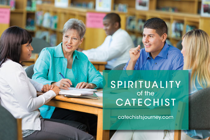 Spirituality of the Catechist: Online Retreat for Catechists