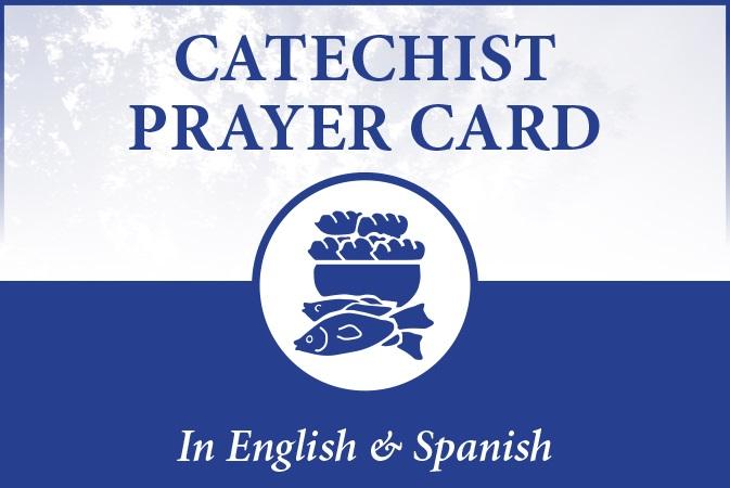 A Prayer for Those Who Have Shared Their Faith—Free Prayer Card