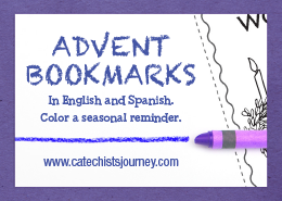 Advent Bookmarks