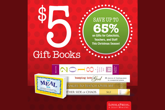 $5 gift books - Christmas 2017 special
