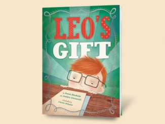 Leo's Gift book cover