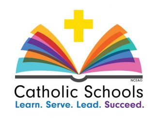 Catholic Schools Week logo 2018